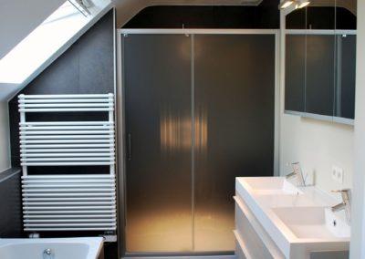 Rénovation de Salle de bain complète.